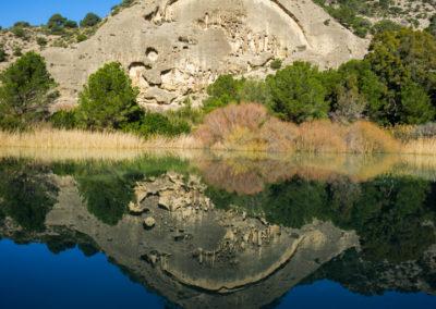 Caminito Del Rey Reflections