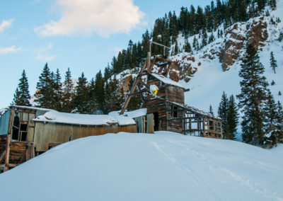 Silverton Mine Gap