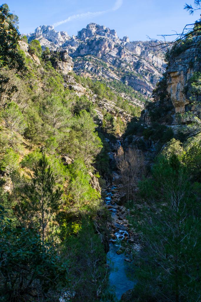 River and Mountain Sierra de Cazorla
