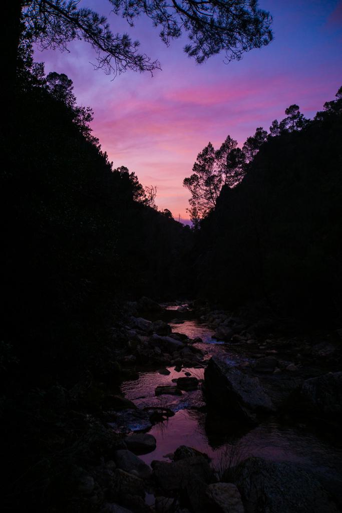 Sierra de Cazorla Sunset 2