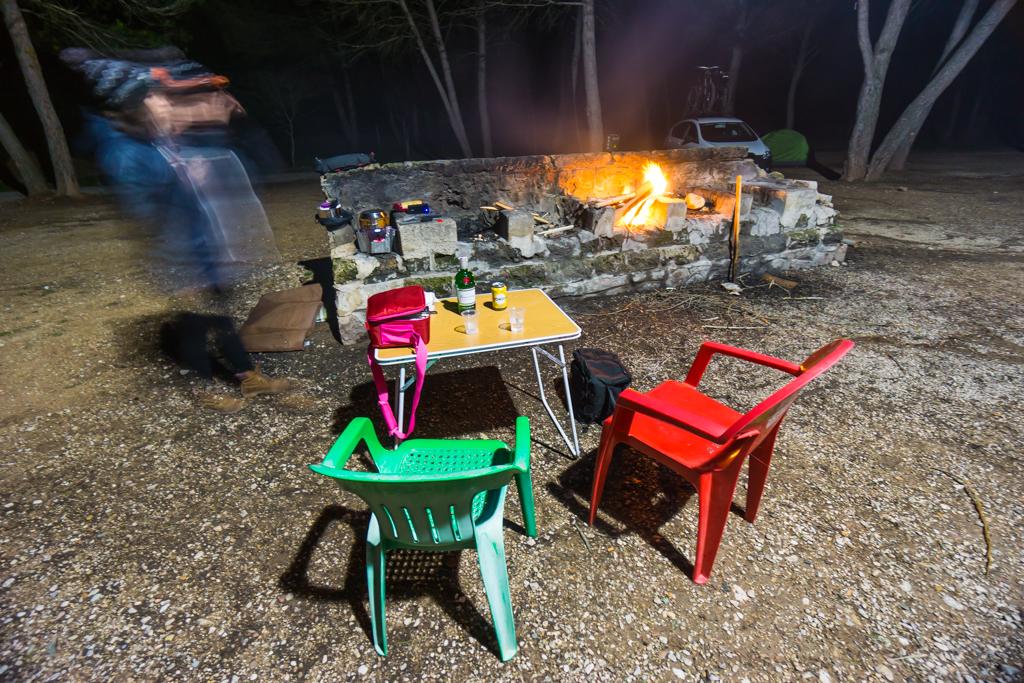 BBQ Camping Sierra de Cazorla