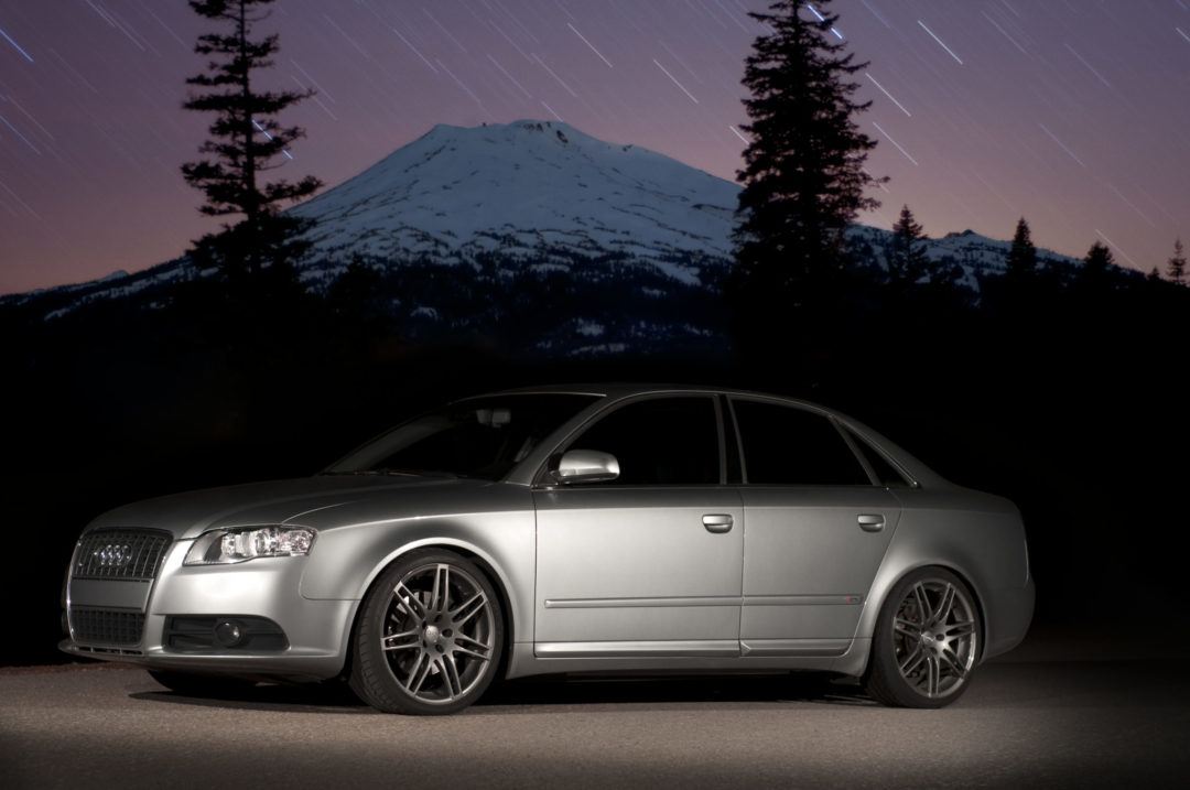 Audi A4 Optimized