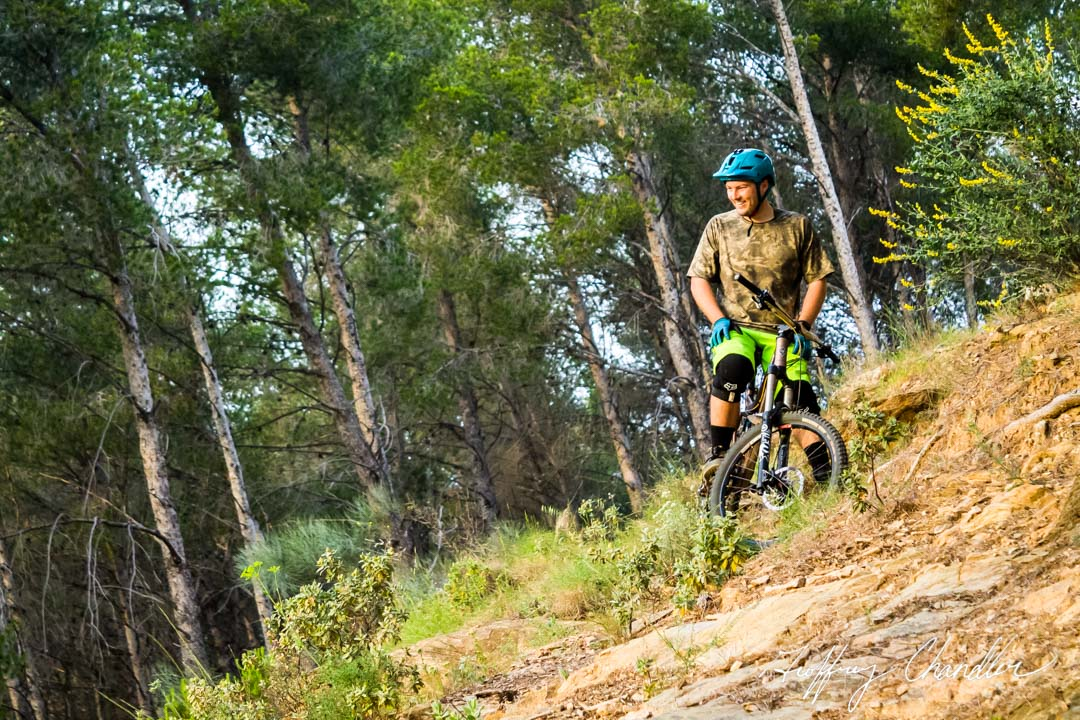 Geoffrey Chandler Sierra De Cazorla Mountain Biking Business